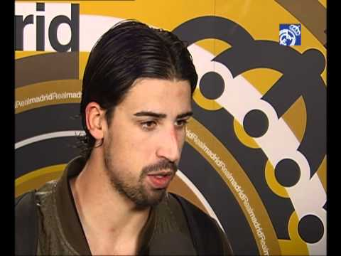 Real Madrid 5-0 Espanyol: Khedira's mixed zone interview
