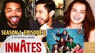 TVF INMATES | S01E02 | Reaction w/ Chuck & Olena!