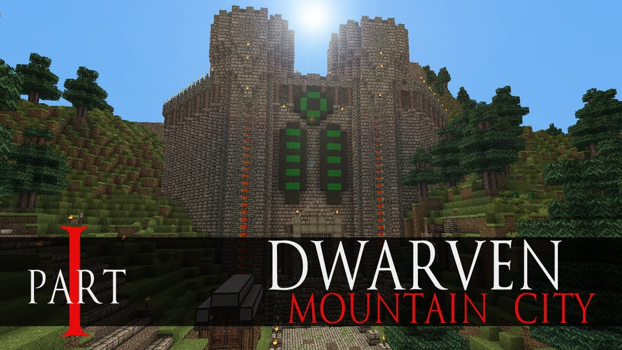 Dwarven Mountain Fortress