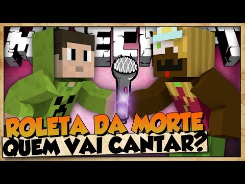 Quem Vai Cantar?! - Roleta Da Morte ( Ft Malena ) video