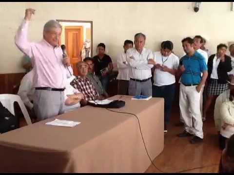 AMLO - Comite Municipal MORENA Cosamaloapan, Veracruz
