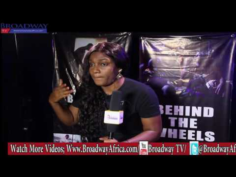 Queen Nwokoye Interview - Braodway Africa