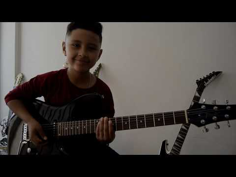 "AVICII - ""WAITING FOR LOVE"" - (Cover By Andrew Carrillo 8 años)"