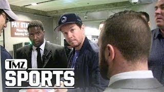 MARK WAHLBERG ROOTING FOR THE CHIEFS?? Yeah.   TMZ Sports