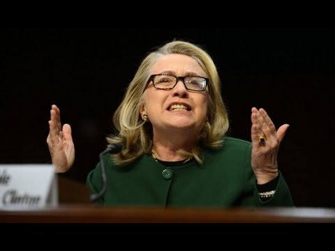 Hilary Clinton Hits Back at Brutal Benghazi Hearing