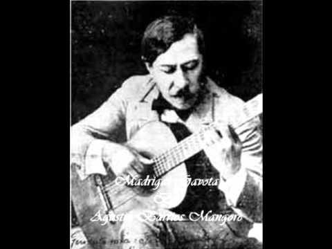 Madrigal Gavota-Agustin Barrios Mangore