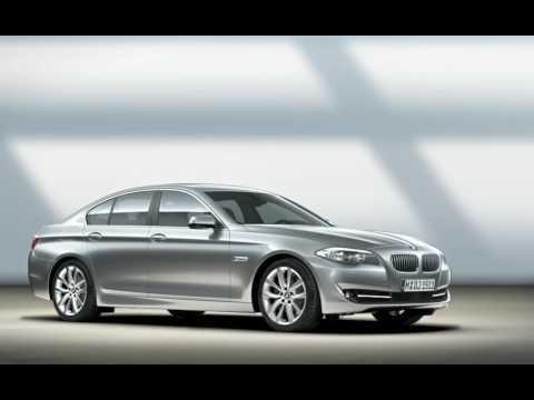 2010 BMW 5 Series F10. Экстерьер