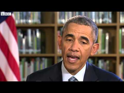 President Barack Obama  Full BBC BBC BBC News