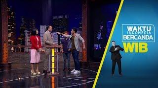 Waktu Indonesia Bercanda - Arie Untung dan Wendy Ngga Mau Dengar Solusi Cak Lontong