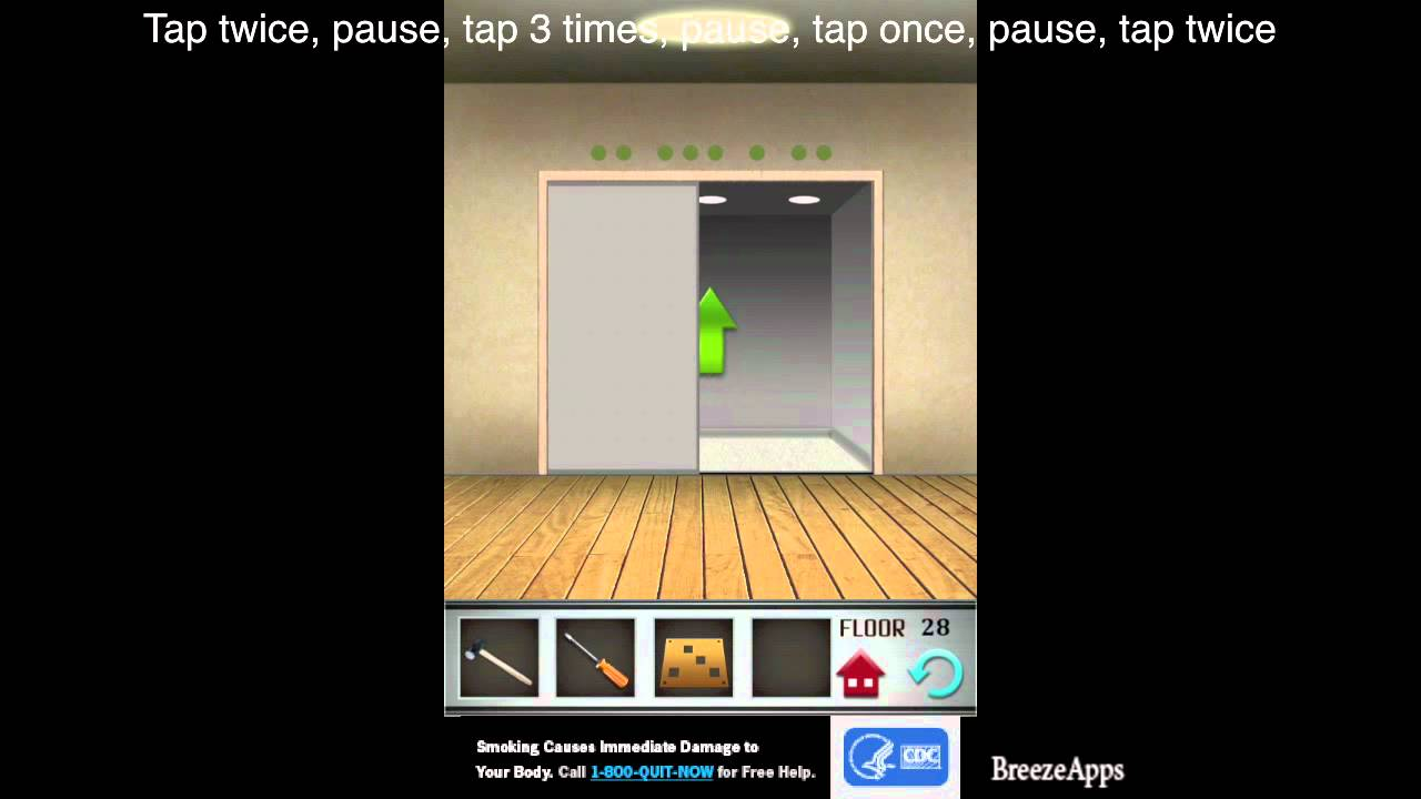 100 Floors Level 28 Walkthrough 100 Floors Solution Floor