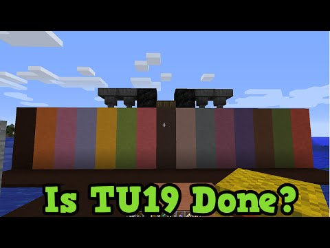 Minecraft Xbox + PS3: IS TU19 Finished? Release Date Update