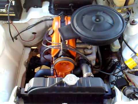 Motor Chevette 1.6S  Tubarão 76 Lucas Inácio