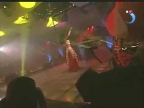 ساجدة عبيد - ذبي العباية - رقص شرقي Sajeda Obied - el 3abaya
