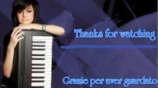 Watch Christina Grimmie Ugly video