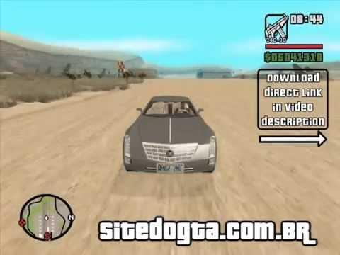 Cadillac Sixteen GTA San Andreas