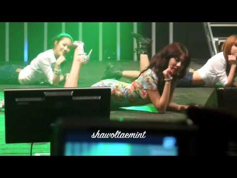 [hd Close Fancam] 111205 Hyuna - Bubble Pop Live United Cube London video