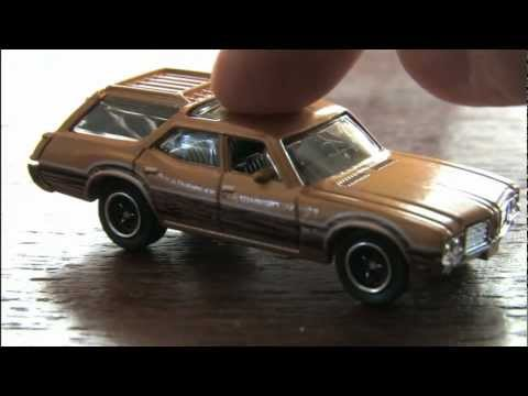 1971 OLDSMOBILE VISTA Matchbox car review by CGR Garage