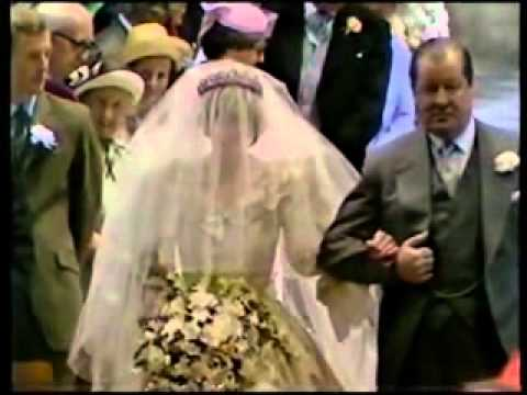princess diana wedding 1981 Majesty