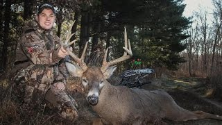 The Bowhunt for BB8 - AMAZING Spot and Stalk Whitetail Hunt