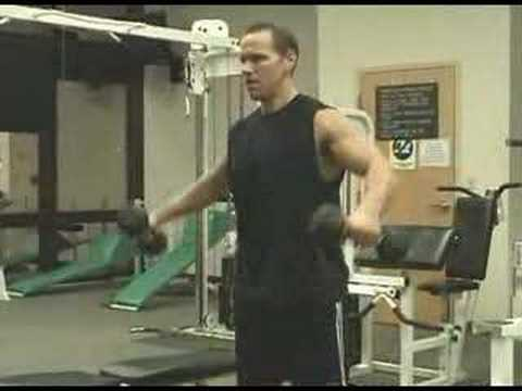 Shoulders Workouts - Weight Training Exercises For Big Delts Image 1