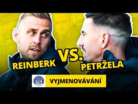 Vyjmenovávání na Slovácku: Petr Reinberk a Milan Petržela