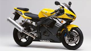 Yamaha R6 evolution