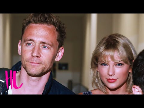 Taylor Swift BF Tom Hiddleston Awkward Reaction To Dating Questions - VIDEO