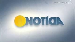 """Vinheta de abertura do """"InterTV Notícia"""" - Montes Claros (2018)"""