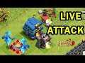 🔴Live Town Hall 12 Attacks #6