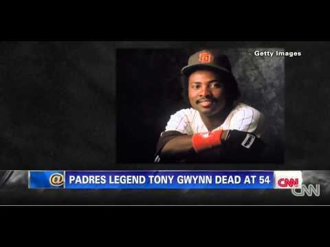 UNBELIEVABLE!!     MLB Hall of Famer Tony Gwynn dead at 54 Amazing!!! - HD