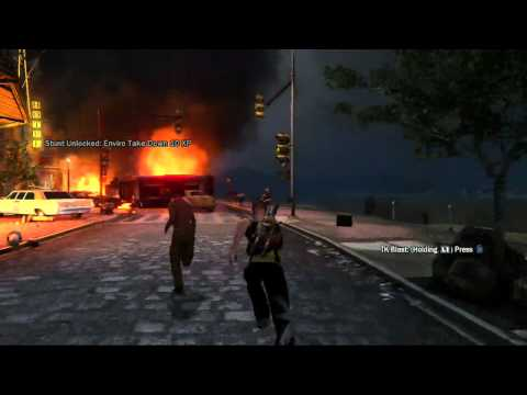 inFAMOUS 2 Gameplay