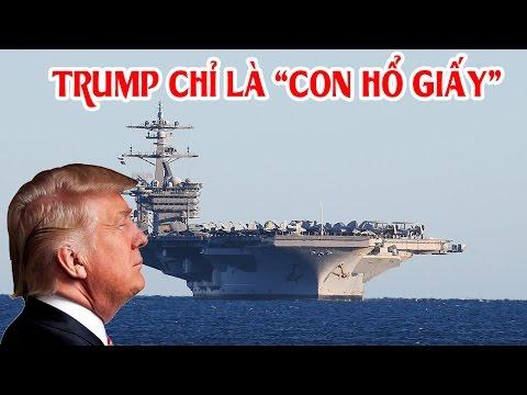 TIN CHẤN ĐỘNG BIỂN ĐÔNG - Trump Chỉ Là
