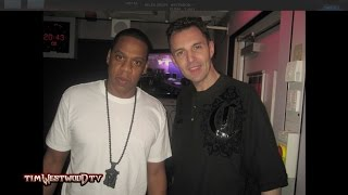 Westwood - Jay-Z crazy unreleased freestyle! Throwback 1999
