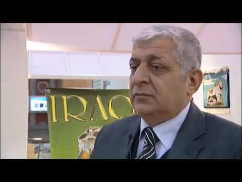 Hassan Taha Al Fayadh, Iraq Tourism Board @ WTM 2010