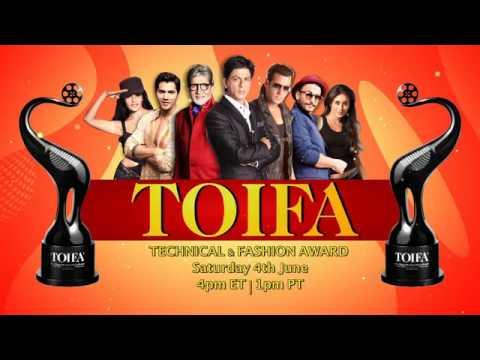 TOIFA - Shah Rukh Khan - ZEE TV Canada
