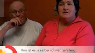 Kinaesthetics Pflegende Angehörige - Auch ohne Beine Wege von Bett in den Stuhl finden