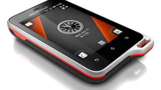 Sony Ericsson XPERIA active