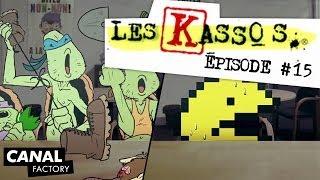 Les Tortues Clodo et Monsieur Man - Les Kassos #15