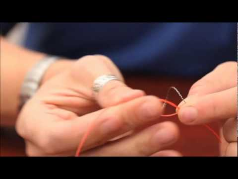 How To Join Braid To Mono Knot