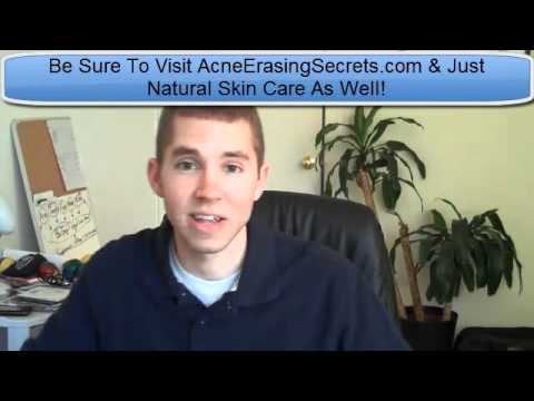Acne Facial Soap Review - Just Natural Skincare
