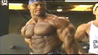 Shawn Ray On Judges Rewarding Dorian Yates Bloated Gut And Torn Biceps