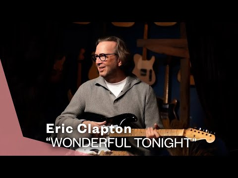 Wonderful Tonight [Live] by Eric Clapton tab