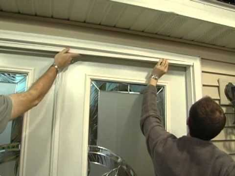 Installing a Retro Fit Screen Door