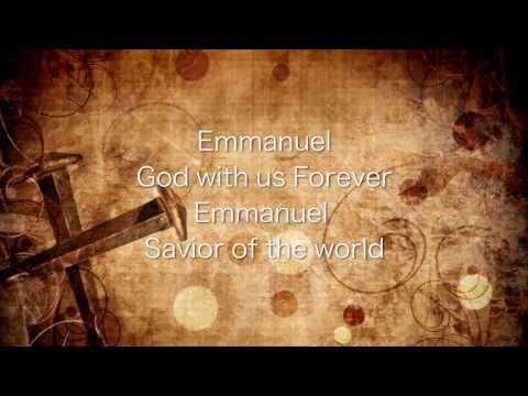 Emmanuel (God With Us Forever) - Bryan & Katie Torwalt Lyrics