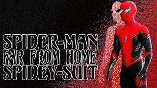 Spider Man: Far From Home Spidey Suit Revealed!