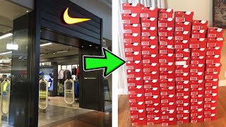 How To Resell Nike Outlet Sneakers ($1,500 Profit!) Part 2