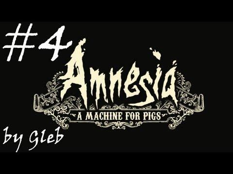 Прохождение Amnesia: A Machine for Pigs #4 - Канализация