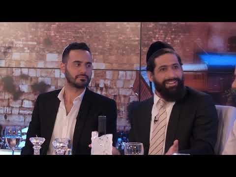 עונג שבת - עונה 3: יובל טייב מארח את עידן יניב וחברים - פרשת בראשית HD