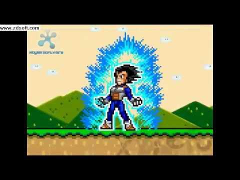 Mario Vs Goku (part. 2) video