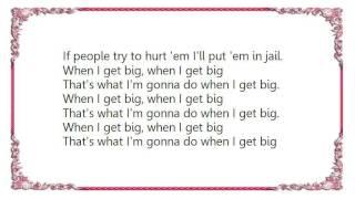 Watch Waylon Jennings When I Get Big video